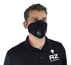 rz mask rz mask dust pollution mask with 5 lab tested filters model m2