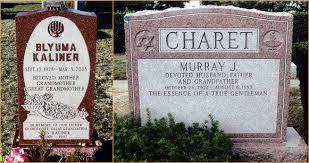 headstones nj contact markowitz monuments ny and nj headstone