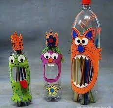 membuat mainan dr barang bekas membuat kerajinan tangan dari botol bekas kumpulan kreasi unik