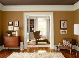 Interior Color Schemes For Living Room With Brown Furniture - Brown living room color schemes