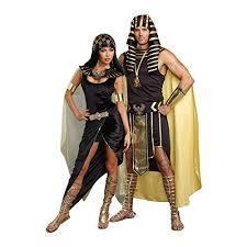 amazon com dreamgirl men u0027s king of egypt king tut costume clothing