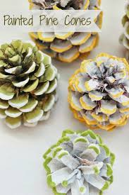 203 best pine cones images on pinterest christmas ideas