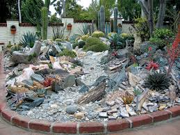 Rock Garden Succulents Succulent Rock Garden Home Design And Decor