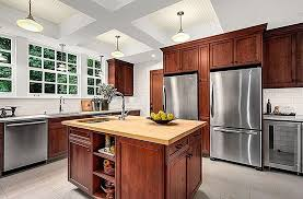 kitchen island with refrigerator traditional kitchen with box ceiling kitchen island zillow