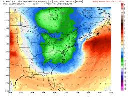 Wind Map Usa by February 2017 Appalachian Climate Center