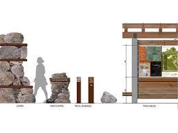 Interior Signs Trail Communita Atelier Signage And Wayfinding