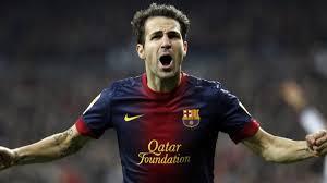 soccer barcelona spanish barca football player fabregas wallpaper