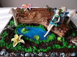 Fairy Garden Party Ideas by Cakebee Fairyland Cake