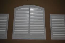 arched shutters gallery san antonio window treatment design