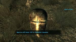 Liberty Prime Meme - til that in broken steel when liberty prime dies you can still