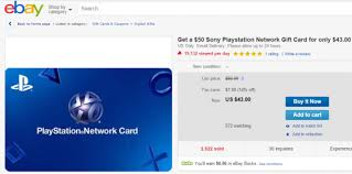 psn gift card psn gift card deal take 7 50 s worth siliconera