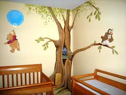 Pooh Nursery Decor Baby Nursery Ba Nursery Brilliant Classic Winnie The Pooh