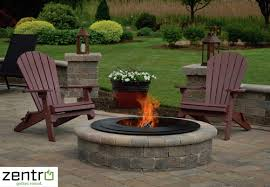 Smokeless Fire Pit by Zentro Smoke Less Fire Pits Wayside Lawn Structures