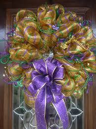 mardi gras deco mesh get ready for mardi gras deco mesh wreath poly deco mesh