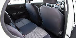 nissan micra seat covers nissan micra st v suzuki celerio comparison review photos 1