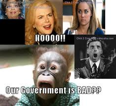 Meme Create Your Own - bad government create your own fun meme government tyranny