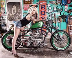 Backyard Baggers 39 Special Chopper At Cyril Huze Post U2013 Custom Motorcycle News