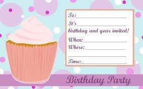 birthday invites free printable party invitations templates cards