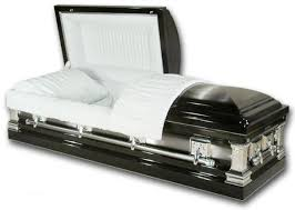 black casket stainless steel remington silver black casket casket x press