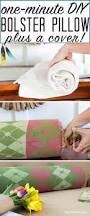 No Sew Slipcover For Sofa by Best 25 Easy No Sew Pillow Covers Ideas On Pinterest No Sew
