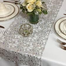 table runners wedding metallic lace wedding table runner ralice 15 00