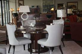 Lillian August Chairs C Kramer Interiors Showroom