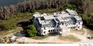 abandoned mansions for sale cheap billionaire david siegel s unfinished versailles mansion in