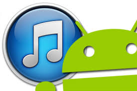 itunes on android how to sync your itunes library with android