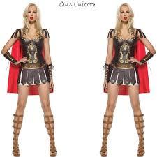ladies roman greek xena gladiator halloween costumes warrior