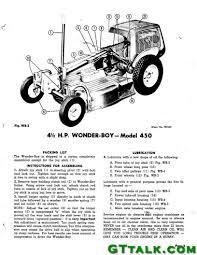 simplicity wonderboy 450 575 service manual gttalk