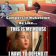 Call Of Duty Black Ops 2 Memes - call of duty black ops 2 cers in nuketown be like video