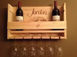wine glass wall rack get creative ideas wine glass rack shelf
