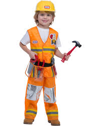 construction worker costume tikes workplace construction worker toddler costume with