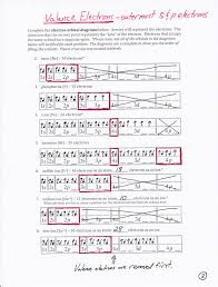 Electron Configuration Worksheet Answer Key Orbital Diagram Worksheet Free Worksheets Library And