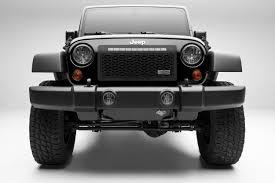 jeep black 2016 zroadz series grille insert z314831 20t 20