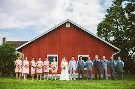 rustic wedding venues nj a rustic backyard wedding new jersey