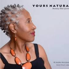 how to wear short natural gray hair for black women natural hair styles that you should try hair style natural and