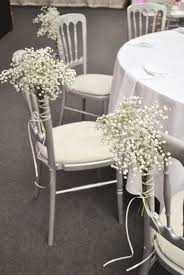 baby breath wedding aisle decorations pink and white wedding