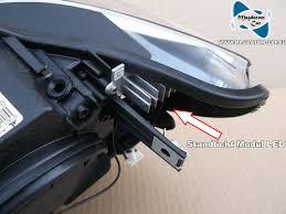 bmw m4 headlights standlicht standlichtmodul modul led fur bmw 4 m4 f32 f33 voll