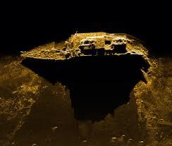 Space Debris Map Titanic Waitt Foundationwaitt Foundation