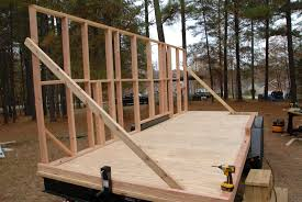charming framing walls on the ground framing walls for the framing