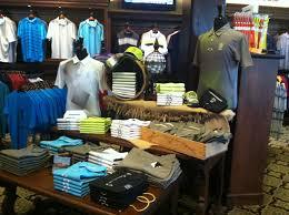 men u0027s display in tpc sawgrass golf shop photo http www