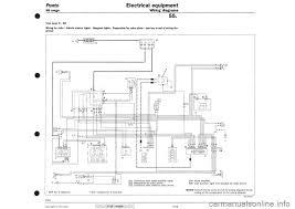 fiat punto 1998 176 1 g wiring diagrams workshop manual