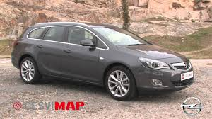 opel 2014 models opel astra j sports tourer youtube