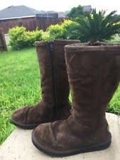 womens ugg boots with side zipper ugg kenly boots ebay
