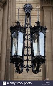 Entrance Light Fixture by Light Fitting Outside The Main Entrance To The Dakota Building