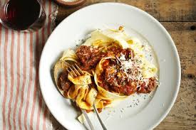 oliver s pappardelle with beef ragu recipe nyt cooking