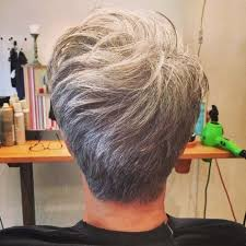 fine gray hair wide forehead 57 best haircuts images on pinterest grey hair short hairstyles
