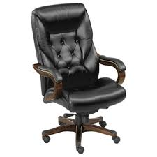 Real Leather Office Chair Leather Chair Shop For A Leather Office Chair And Other Seating At