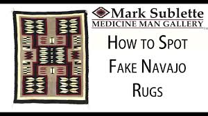 Navajo Rugs How To Identify Fake Navajo Rugs And Blankets From Mexican Copies